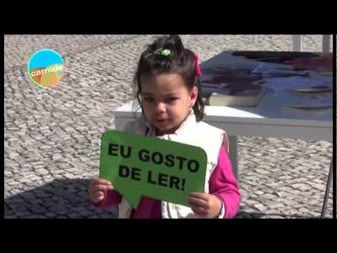 Ep. 273 - Dia Internacional do Livro celebrado na Biblioteca Natália Correia - Carnide
