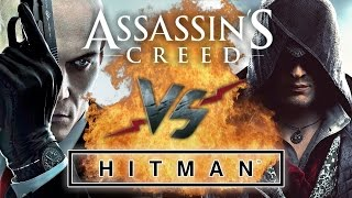 Рэп Баттл - Hitman vs. Assassin's Creed