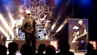 Showcase Channel Zero - Call On Me - Mons 29/11/2011