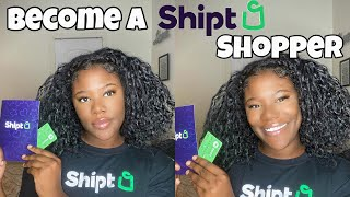 HOW TO BECOME A SHIPT SHOPPER | APPLICATION+ INTERVIEW PROCESS