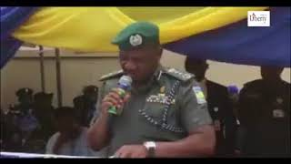 IGP''s controversial speech in Kano - Video