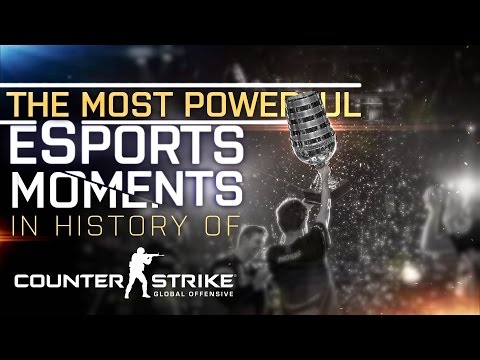CS:GO | THE MOST POWERFUL ESPORTS MOMENTS! (Motivational Movie - Legendary plays) ESL MONTAGE