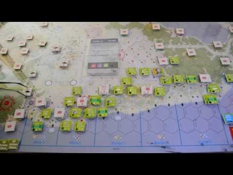 Here's How It Works: D-Day At Peleliu - Game 3: Turn 8 [END]