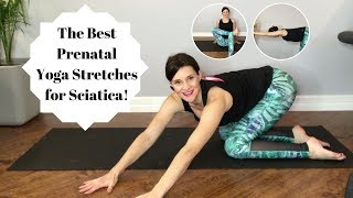 Prenatal Exercises for Sciatica and Low Back Pain