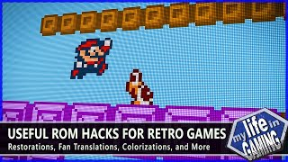 Useful ROM Hacks For Retro Games   Restorations, Fan Translations, Colorizations  MY LIFE IN GAMING