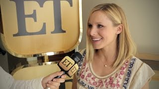 Кристен Белл, Kristen Bell Loves 'Frozen' Even More Than Your Kids Do (VIDEO)