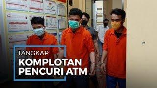 Polisi Tangkap Komplotan Pencuri Modus Ganjal ATM di Cilandak Jakarta Selatan