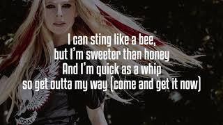 Avril Lavigne feat. Nicki Minaj - Dumb Blonde (Lyrics on Screen) [NEW SONG 2019] HQ