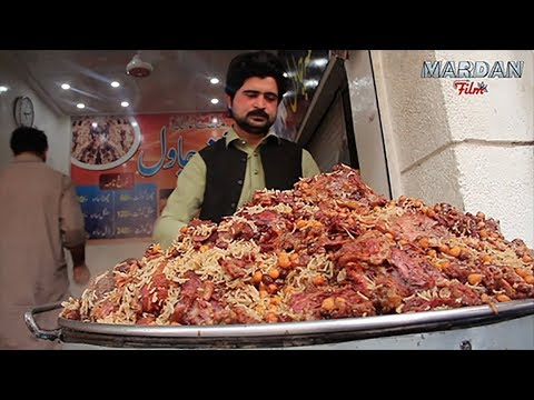 PAKISTANI STREET FOOD PESHAWAR