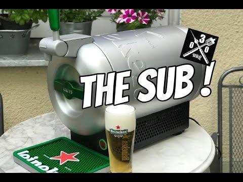 THE SUB von Krups Unboxing und Test - 030 BBQ