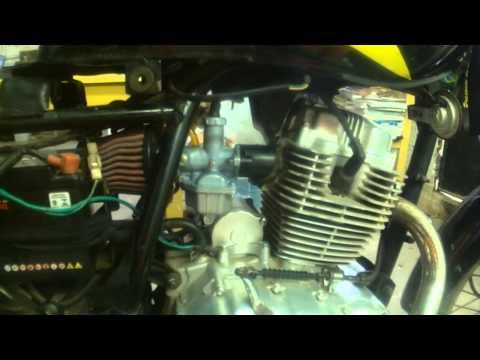 Carburador kasinski flash 150