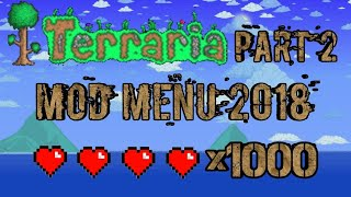 how to get a mod menu for terraria android 2018 - 免费在线