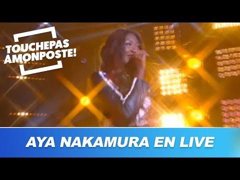 Aya Nakamura Djadja Live Tpmp