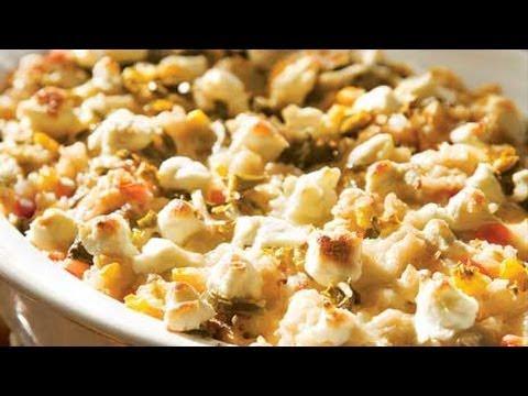 Video Healthy Zucchini Rice Casserole