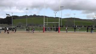 preview picture of video 'Massey Try v ECB Final 3 Sep 11'