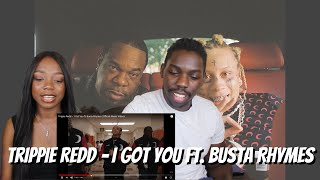 Trippie Redd – I Got You ft. Busta Rhymes (Official Music Video) - REACTION