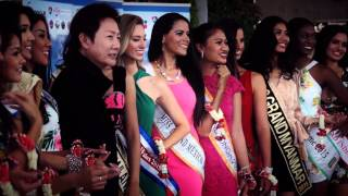Miss Grand International 2015 2nd Contestants Arrived Date