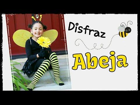 DISFRAZ DE ABEJA EN 5 PASOS | IDEAS PARA PRIMAVERA | SUSANA ORTIZ
