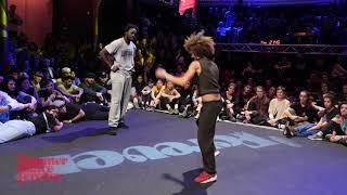 Jo-L vs Glo 2ND ROUND BATTLE House Dance Forever 2019