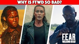 Why is Fear The Walking Dead SO BAD?!