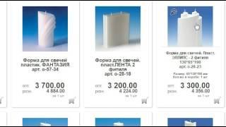 Свой свечной заводик  прибыльный бизнес с нуля! Производство свечей в домашних условиях.