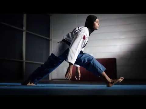 Taekwondo – Huda Mohammad