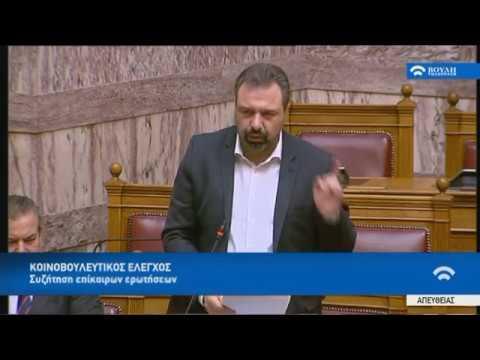 Η απάντηση του υπουργού Αγροτικής Ανάπτυξης για τα προβλήματα με την Βασική Ενίσχυση
