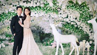 งานแต่งชมพู่ อารยา - น็อต วิศรุต