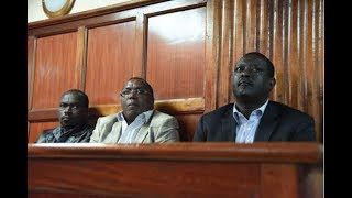 PS Lesiyampe freed on bail - VIDEO