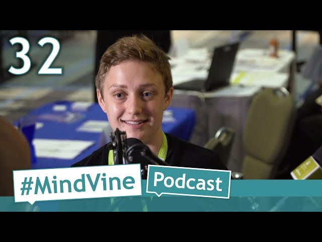 #MindVine Podcast Episode 32 - Lee Thomas, Speaker, Writer and Advocate
