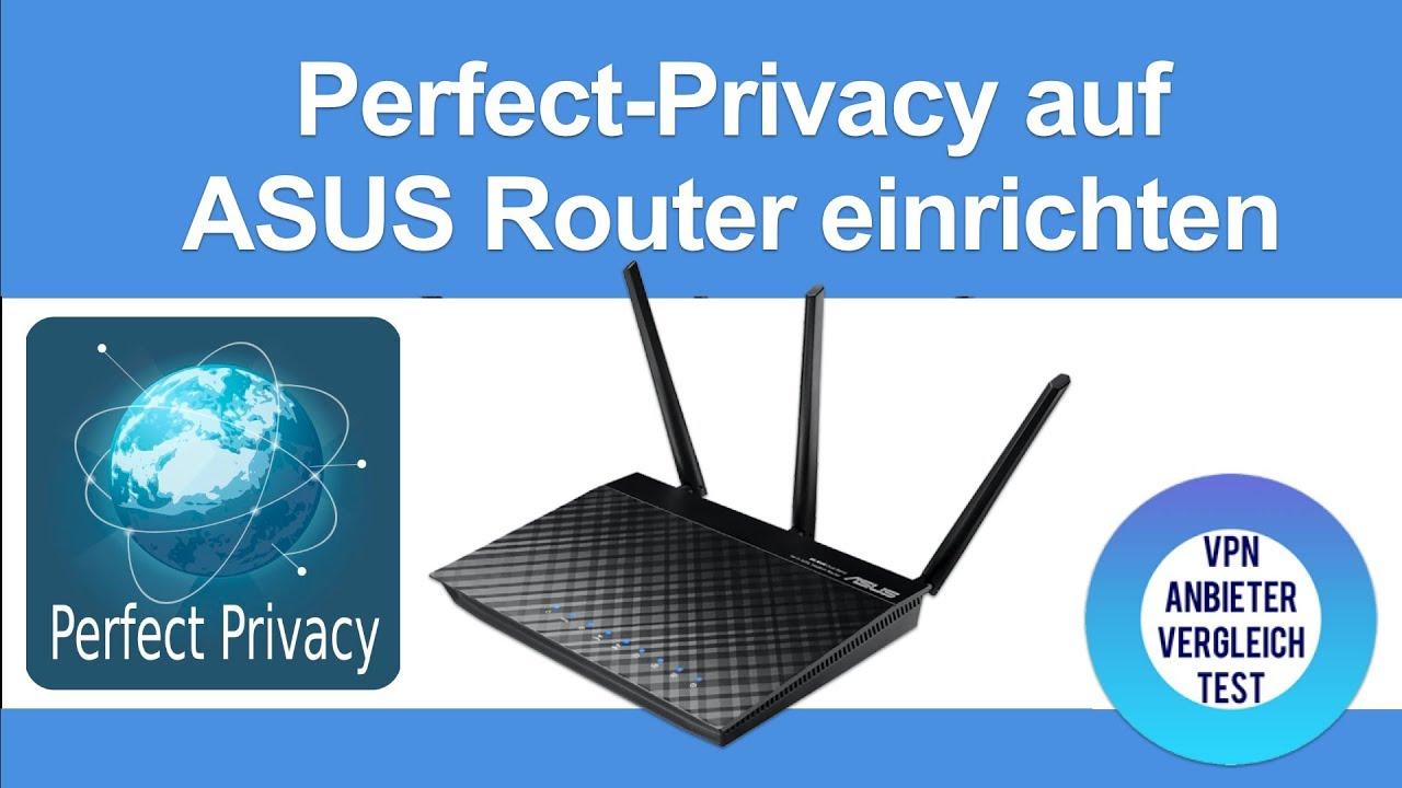 Anleitung: KillSwitch am ASUS Router - Alle Daten OHNE VPN blockieren 1
