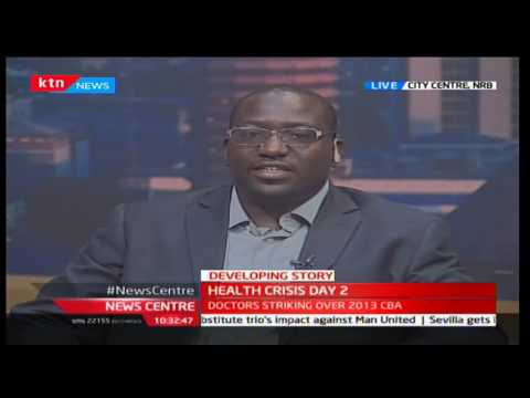 News Centre 6th December 2016 - [Part 3] - Eight patients reportedly died during doctors' strike