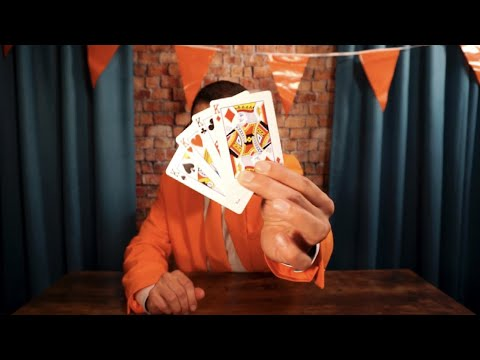 Koningsdag Truc - Goochelaar Charly Crama