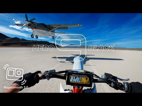 GoPro: HERO9 Black | HyperSmooth 3.0