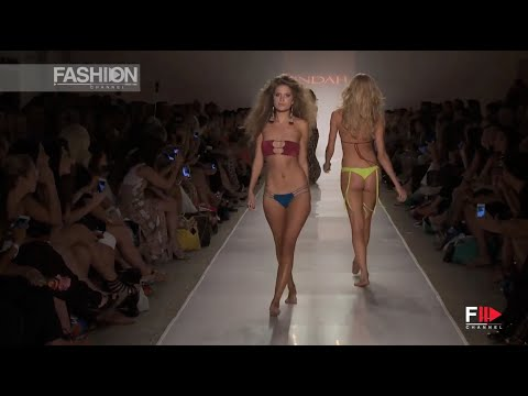 MINIMALE ANIMALE Miami Swim Week 2017 Summer 2018 - Fashion Channel