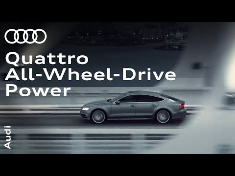 Audi Commercial for Audi Quattro (2015) (Television Commercial)