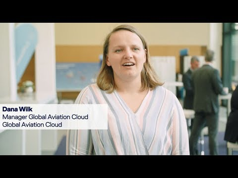 Embedded video for Global Aviation Cloud