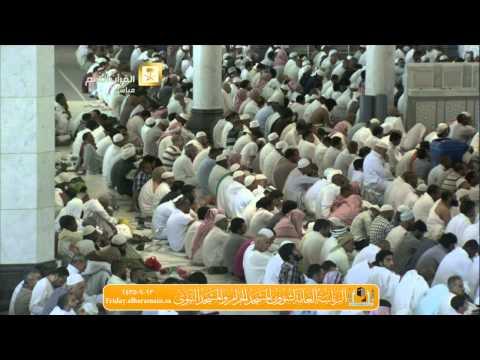 خطبة رمضان وغزوة بدر .. والخوارج المُعاصِرون