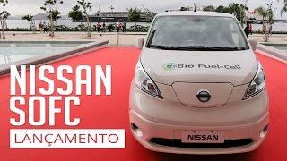 Nissan SOFC - Lançamento