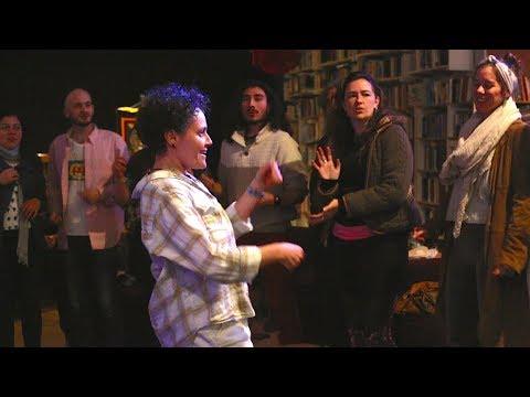 Circle Sing Jam at Key Tea