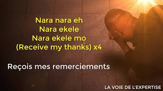 Nara Ekele Mo   Lyrics Français Anglais   Tim Godfrey Ft Travis Greene