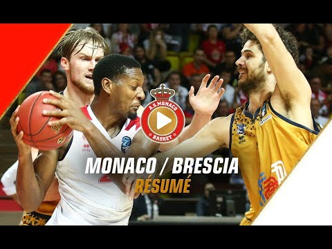 EuroCup — Monaco 80 - 86 Brescia — Highlights
