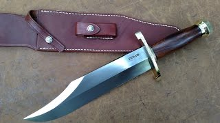 Where is river canyon bowie knife made