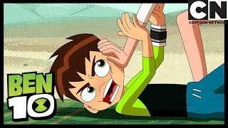Ben 10 | Sunbathing in Florida | Beach Heads | Cartoon Network