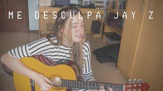 """""""Me Desculpa Jay Z"""" Baco Exu Do Blues   (Cover) Elana Dara"""