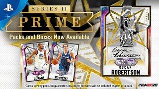NBA 2K20 - MyTEAM: Oscar Robertson PRIME Series II   PS4