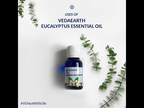 Eucalyptus Essential Oil Therapeutic Grade