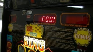 KB - Aufarbeitung Spielautomat Rototron King Teil 2/4