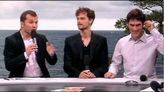 Festival de Monte Carlo : TPS Star : Matthew Gray Gubler et Thomas Gibson - Partie 3