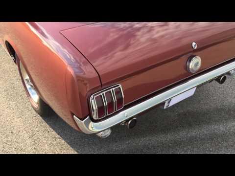 Video of '66 Mustang GT - J0H1